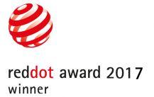 Freshly baked! 2017 red dot design awards lighting
