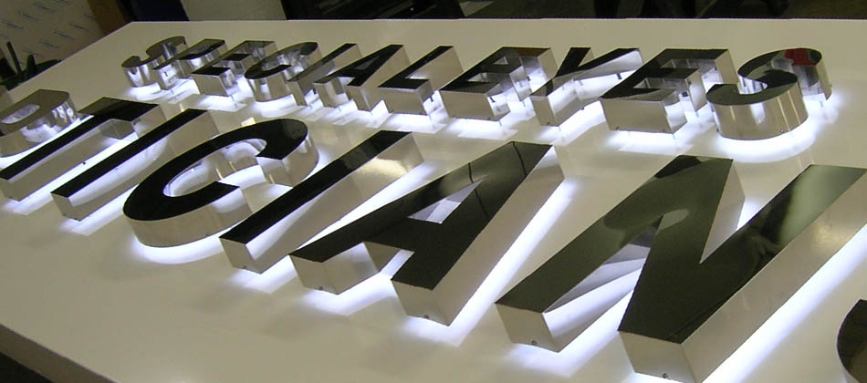 Supply-Stud-Mounting-Reverse-Lit-Metal-Letters-Sign