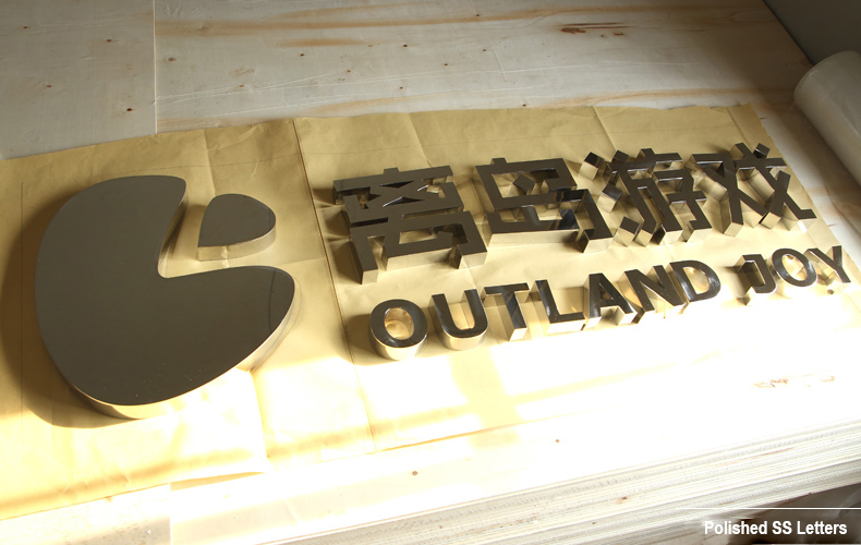 Supply-Polished-Premium-Metal-Letters-Sign