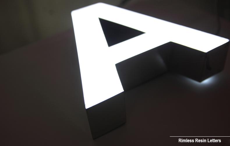 Black-White-Resin-Face-Lit-Channel-Letters-details