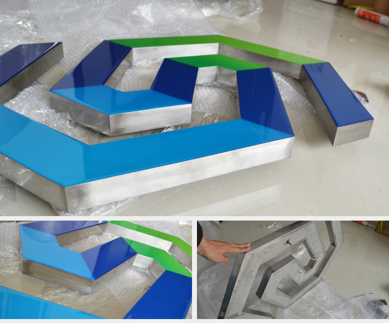 Colors-Resin-Face-Lit-Channel-Letters-Rimless-UL-Listed-LED-Signage-Illuminated