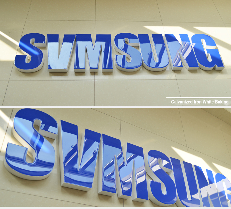 Iron-Return-Resin-LED-Letter-Sign