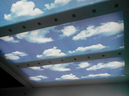 Soft Lightbox Ceiling Lightbox M2 Light Stop