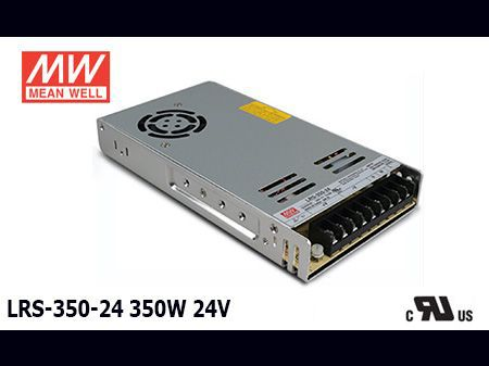 LRS-350-24 Original Taiwan Mean Well Switching Power Supply