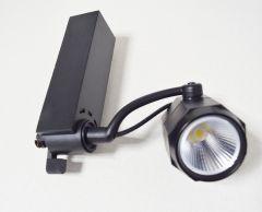 LED Track light  COB ceiling light   COB downlight  Die casting frame