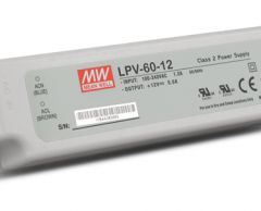 LPV-100 series Waterproof Original Taiwan Mean Well AC to DC Switching LED Power Supply