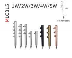 MLC315  spectrum miniature 1W/2W/3W/4W/5W LED spotlight  AC85-265V